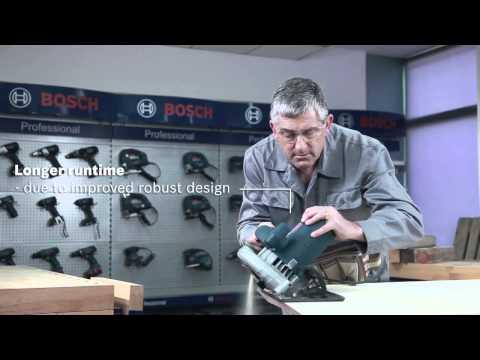 Видео обзор: Пила дисковая BOSCH GKS 235 Turbo