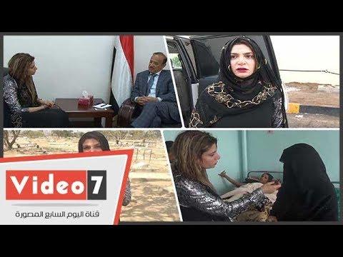 المرأة فى تعز بطلات على جبهة القتال.. الحاجة فاطمة: زغردت يوم استشهاد ابنائى  - نشر قبل 3 ساعة