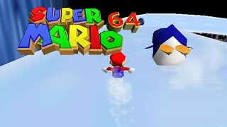 Super Mario 64 - Cool, Cool Mountain - Slip Slidin
