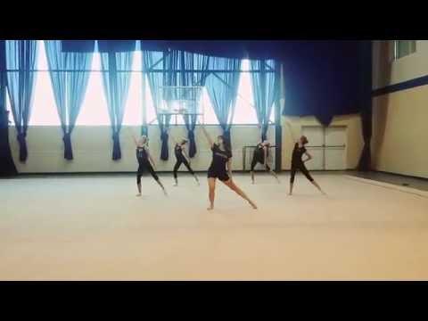 Jazz Dance - Team Poland (Rihanna - Love...