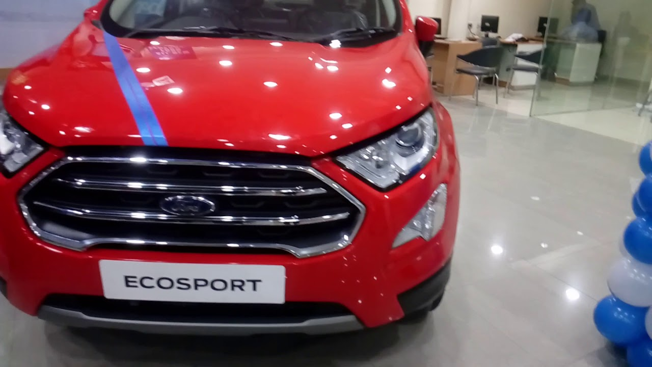 Image Result For Ford Ecosport Red