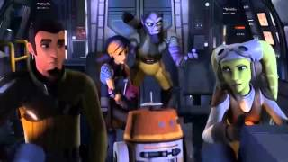 Star Wars Rebels Kanan- I