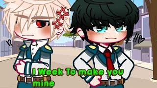 💫1 Week To Make you Mine 💫 〔 BKDK GCMM 〕 •butterfly• 〔 Thumb