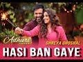Hasi Ban Gye  Hamari Adhuri Kahani  Female  WhatsApp Status  Lyrics Song