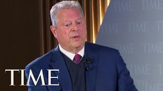 Al Gore Discusses The Evidence For Impeachment Of Donald Trump | TIME 100 | TIME