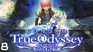 MS Saga: A New Dawn Walkthrough Gameplay Part 8 - No Commentary (PS2)