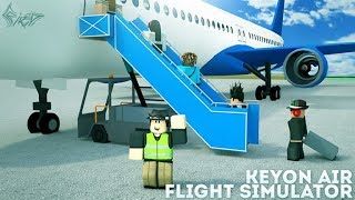 (ROBLOX) Life of a Pilot ! Keyon Air. (HD)