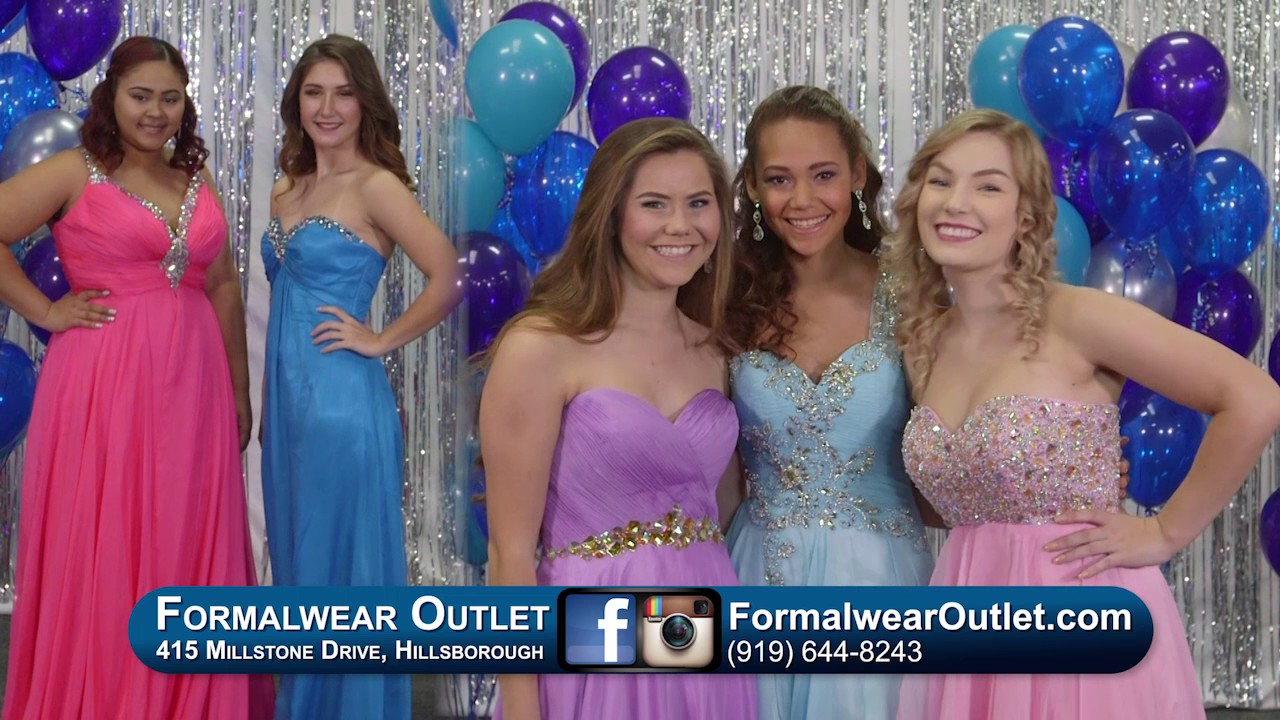 2017 Prom Dresses & Tuxedos - Formalwear Outlet Hillsborough, NC ...