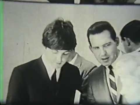 30May 1964 NEMS Office of Brian Epstein Beatles Interview