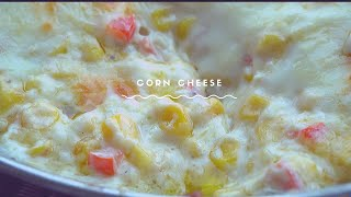콘치즈 만들기: Korean Corn Cheese Re…