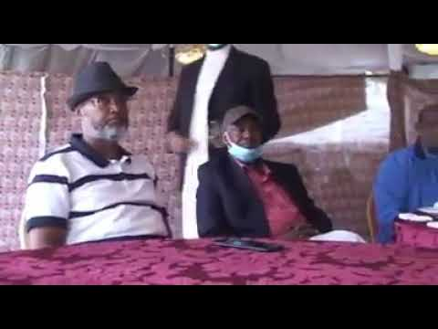 Jaaliyada Somaliland Ee Kenya Oo Kulan Is Xog Wareysi Ah Eng Faysal Cali Warabe Iyo Maxamed Ibraahim