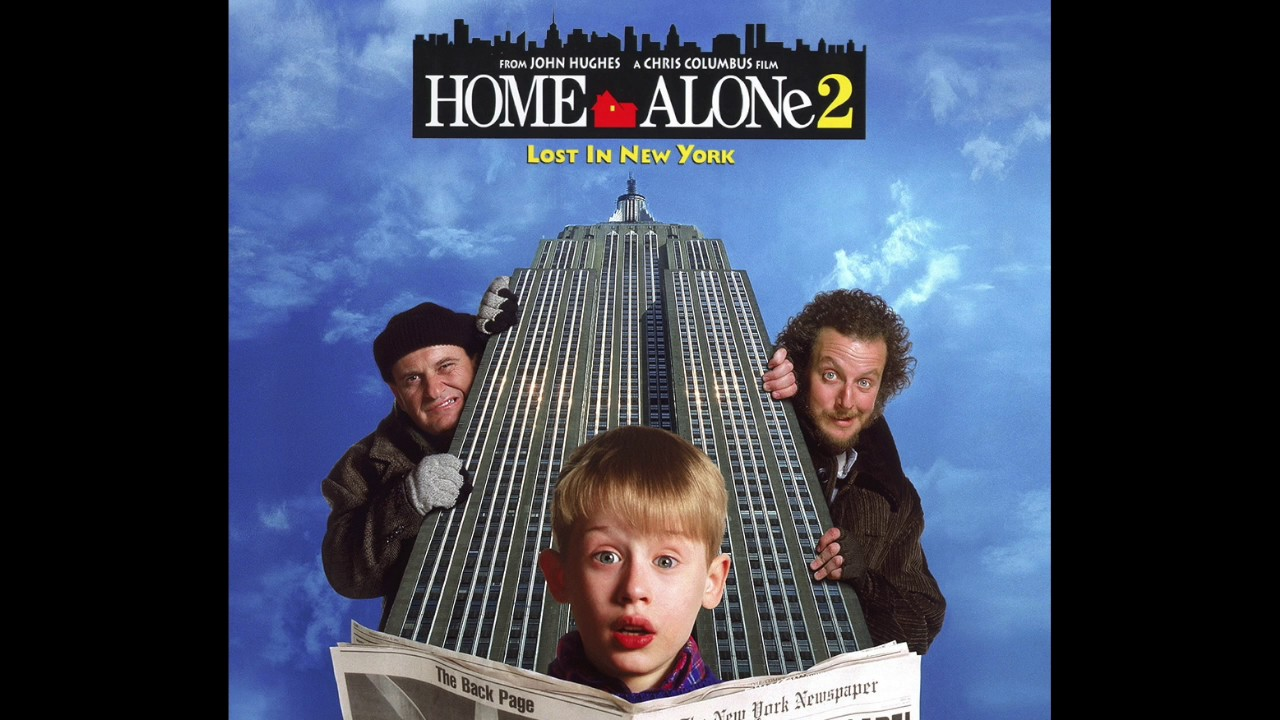 Christmas Star From Home Alone 2 Soundtrack Cover And