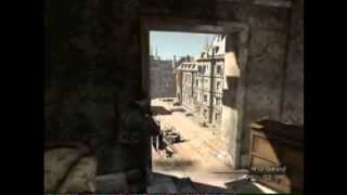 Sniper Elite V2 Silver Star Edition- Ep 3-  What? They have a Tank !!!