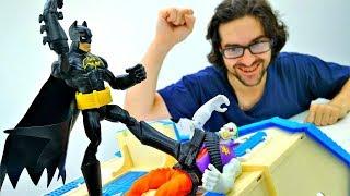 Что сделал Джокер? - Возвращение Бэтмена- Игры с супергероями для мальчиков