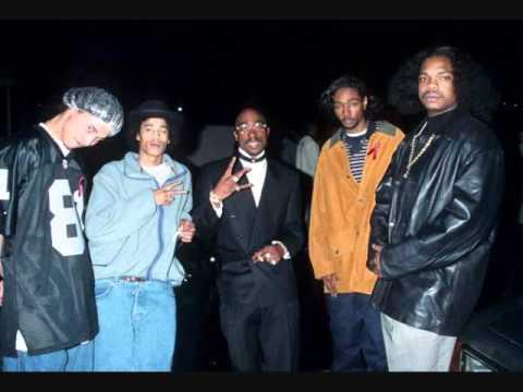 2Pac - AK47 [f. Bone Thugs-N-Harmony & Mr. Shadow]