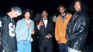 2Pac - AK47 [f. Bone Thugs-N-Harmony & Mr. Shadow]