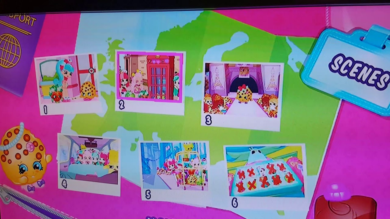 Shopkins World Vacation DVD Review