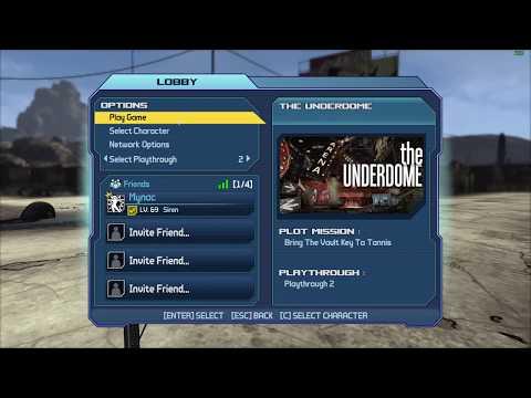 Borderlands GOTY Enhanced Ajax Farm [PC]