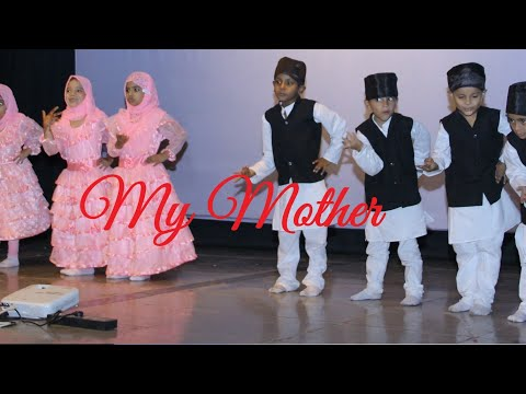 Who Should I give my love to || Pre Primary Students Action & Lyrics || Skit on Mother || Sufyan Sir