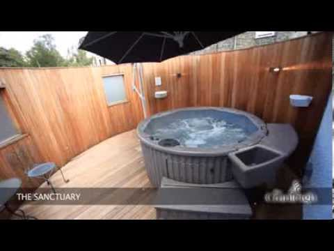 The Sanctuary Suite With Private Hot Tub