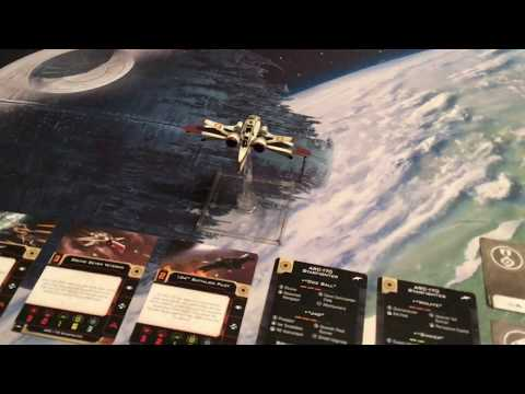 Star Wars X-wing Miniatures Game Part 91 (ARC-170 Expansion Pack)