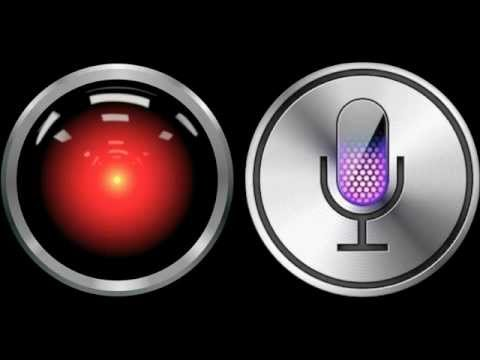 When Siri meets HAL9000