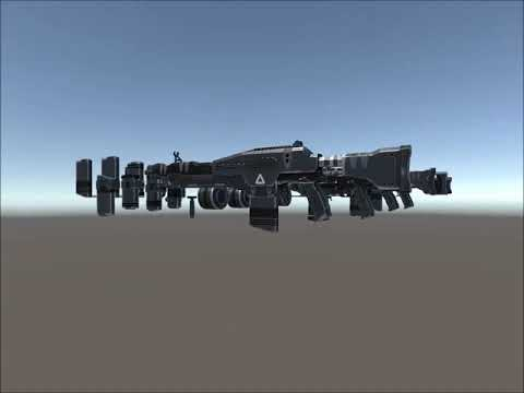 Download Unity Asset Store Pack Scifi Fps Weapons Download Link