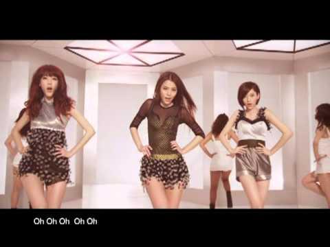Dream Girls [李毓芬×郭雪芙×宋米秦]-I`m ur dream girl-mv官方完整版