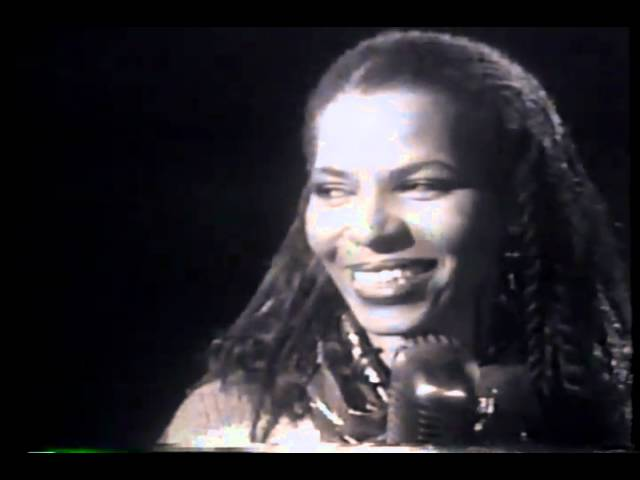 "Poetry Spots | Ntozake Shange reads ""Re-examine Serial Monogamy"""
