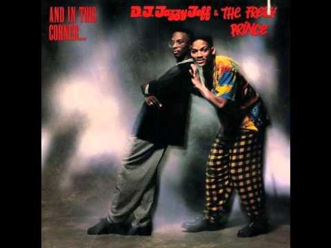 DJ Jazzy Jeff & The Fresh Prince - Jeff Waz On The Beatbox