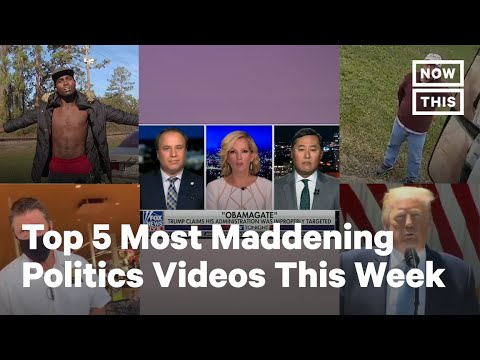 Top 5 Stories in Politics: May 16 - 22, 2020 | NowThis