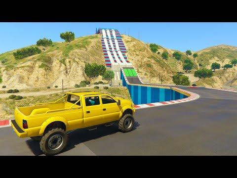 SUPER EPICO!! ES IMPOSIBLE! - CARRERA GTA V ONLINE - GTA 5 ONLINE