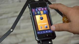 ทดสอบแอพเอฟเฟคบนโทรศัพท์มือถือ (ไฟล์สดจากกล้อง ไม่ได้ตัดต่อ) Video