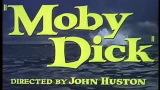 Moby Dick - Trailer - A John Huston Film
