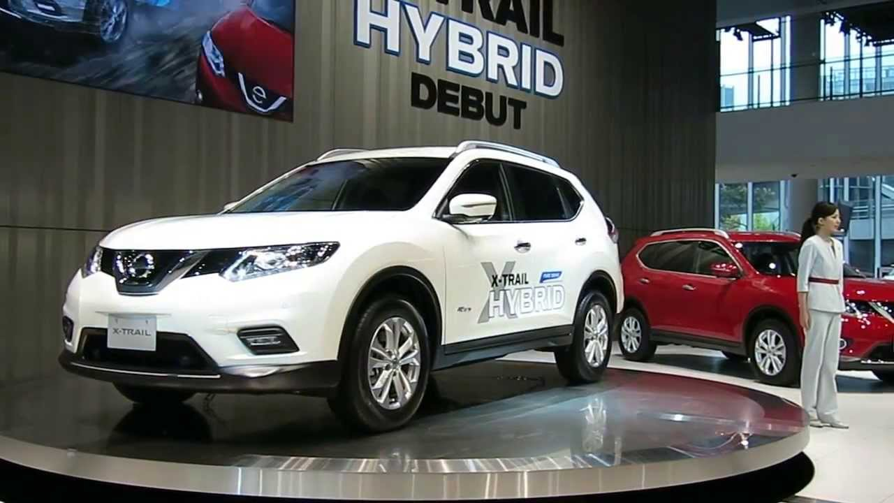 nissan x trail 20x hybrid 4wd youtube. Black Bedroom Furniture Sets. Home Design Ideas