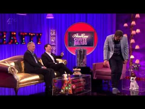 Reece Shearsmith & Steve Pemberton on Alan Carr: Chatty Man