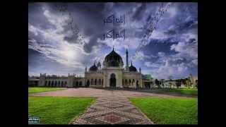 الأذان بصوت منصور الزهراني.wmv