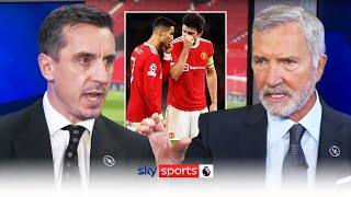 Gary Neville & Graeme Souness clash over the biggest issue at Manchester United screenshot 4