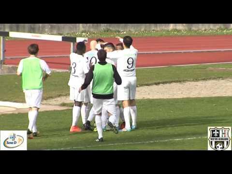 Virtus Bergamo-Darfo Boario 1-2, 10° giornata di ritorno Girone B Serie D 2016/2017