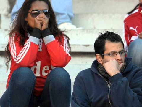 Canción para el descenso de Independiente