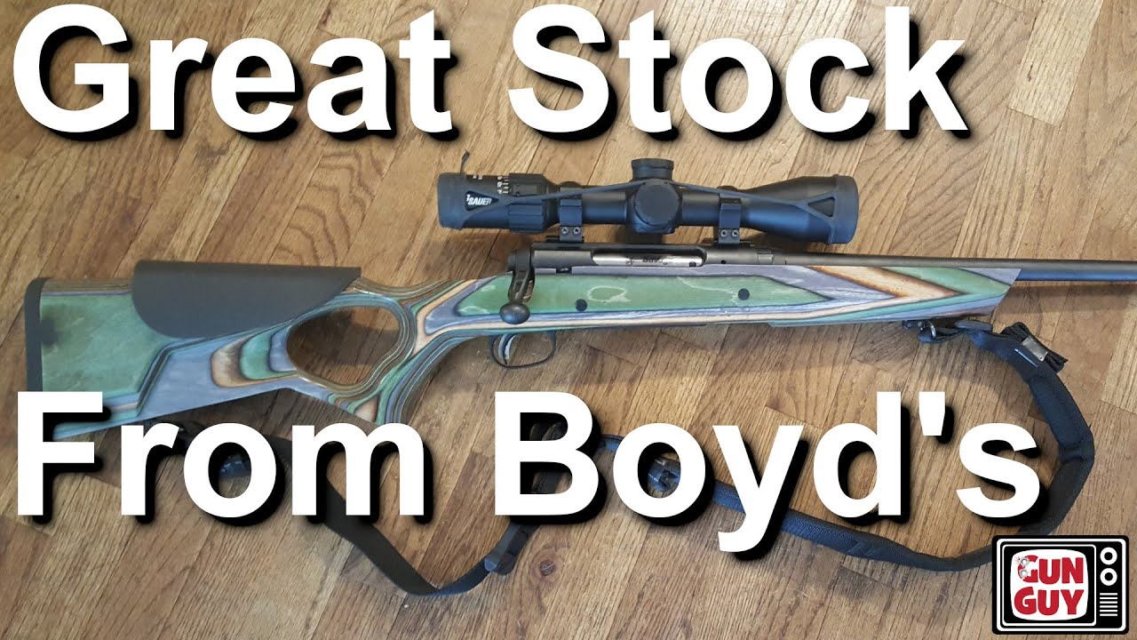 A GREAT New Stock to Upgrade Your Rifle!