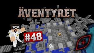 Minecraft på Svenska (Hexxit) - ÄVENTYRET #48: VART ÄR JAG?!