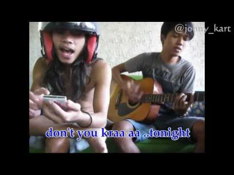 Parody Don't Cry (cover) #gunsnroses