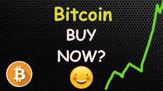 Bitcoin Is Going Up - Will I BUY It Now? 🔴 LIVE