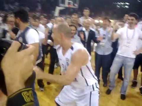 Carlos ARROYO _ Sex On The Beach - Şampiyon Beşiktaş Milangaz - David Hawkins dans...