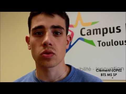 Témoignages BTS 2 Campus La Salle Toulouse