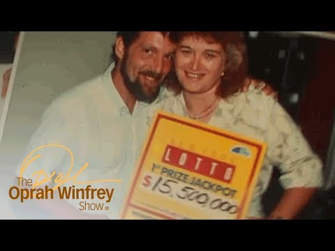 The Lottery Winner Who Ended Up Regretting Her $15 Million Jackpot | The Oprah Winfrey Show | OWN