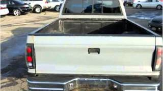 1993 Chevrolet S10 Pickup Used Cars Painesville OH