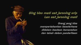 Gambar cover Pitutur lan Nasihat Jowo - Story WA by Kuripan Channel