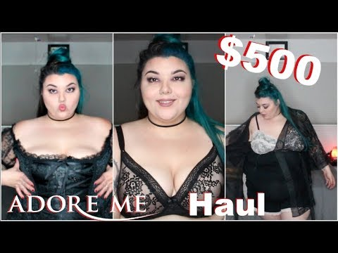 PRETTY PLUS SIZE BRAS FOR LARGER CUP SIZES | PLUS SIZE FASHION from YouTube · Duration:  9 minutes 53 seconds